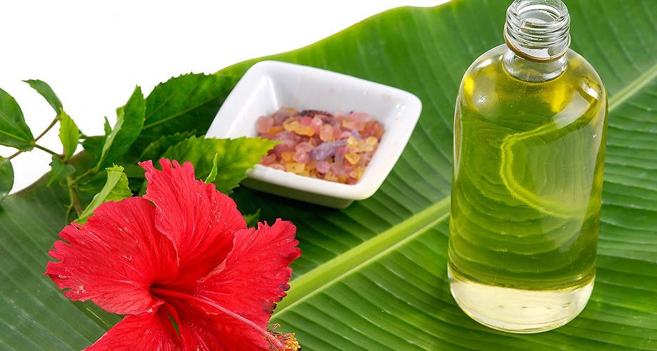 hibiscus oil for hair